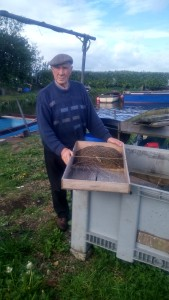 Lough Neagh Fisherman