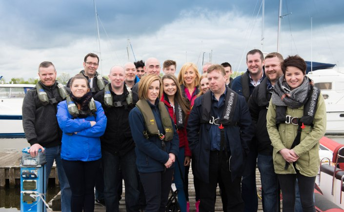 NI Chefs visit to Lough Neagh Eels